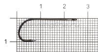 Крючок Nautilus Sting Float S-1112BN №4