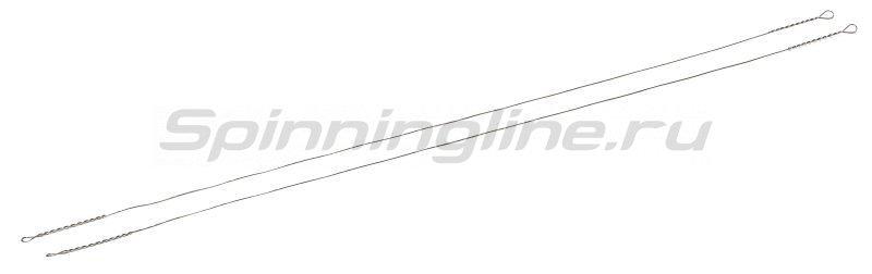 Поводок Струна LeX 30см 0,4мм -  3
