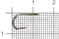 Крючок Gamakatsu LS-3323F N/L Black №10