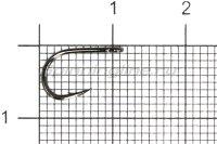 Крючок Gamakatsu LS-3323F N/L Black №12