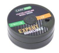 Поводковый материал Carp Pro 7м 25lb зеленый