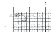 Мормышка Dixxon Капля с отверстием d2,5 никель