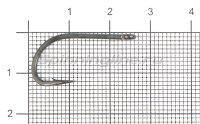 Крючок Gamakatsu A1 G-Carp Specimen T/C №1