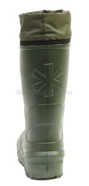 Сапоги Norfin Berings с манжетом олива -45 Eva 42-43 -  3