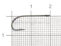 Крючок Intech Tournament Spear SMV-32SB №6