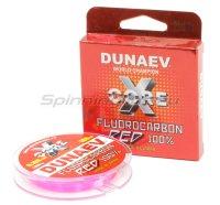 Флюорокарбон Dunaev Fluorocarbon 100м 0,128мм red