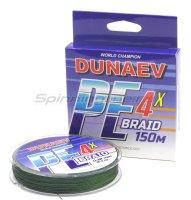 Шнур Dunaev Braid PE X4 150м 0,38мм