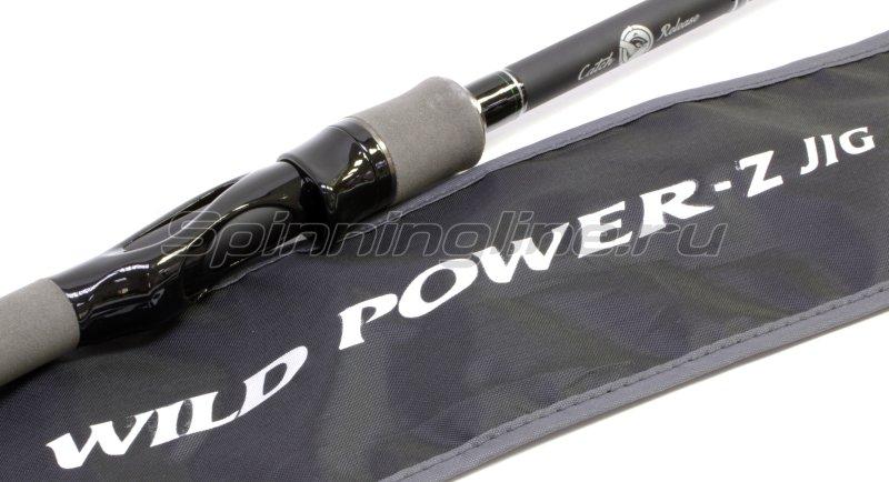 Спиннинг Maximus Wild Power-Z Jig 245H -  7
