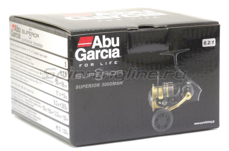 Катушка Abu Garcia Superior 3000MSH -  6
