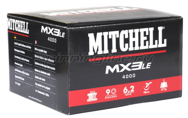 Катушка Mitchell MX3LE 40 FD -  7