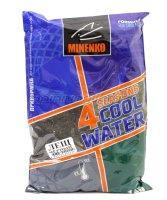 Прикормка Minenko Cool Water 4 Seasons Лещ Черный