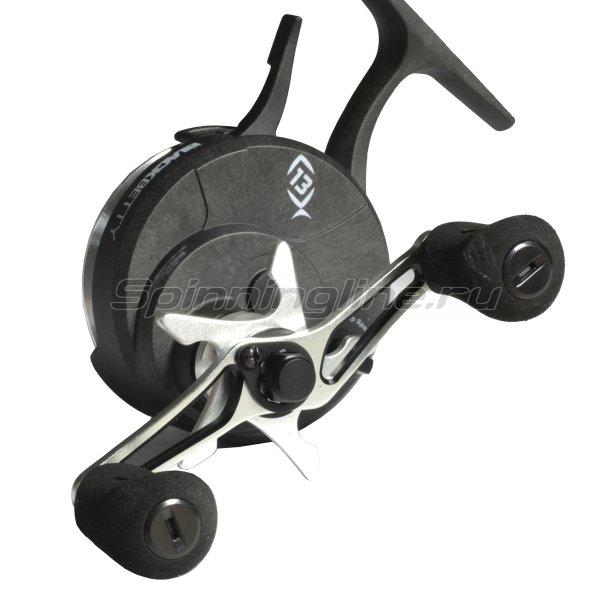 Катушка 13 Fishing Black Betty FreeFall Gear Ratio -Trigger System w/ New Line Window - Left -  4