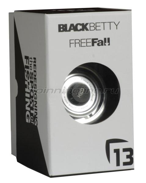 Катушка 13 Fishing Black Betty FreeFall Gear Ratio -Trigger System w/ New Line Window - Left -  6