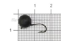 Мормышка Wormix Шар d8 черный