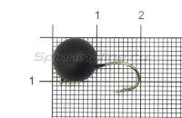 Мормышка Wormix Шар d10 черный