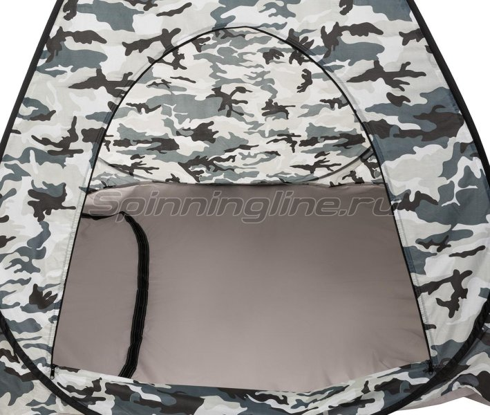 Палатка зимняя Premier автомат 1,8*1,8 КМФ дно на молнии -  11