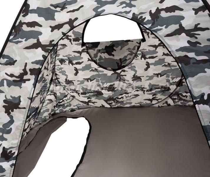 Палатка зимняя Premier автомат 1,8*1,8 КМФ дно на молнии -  13
