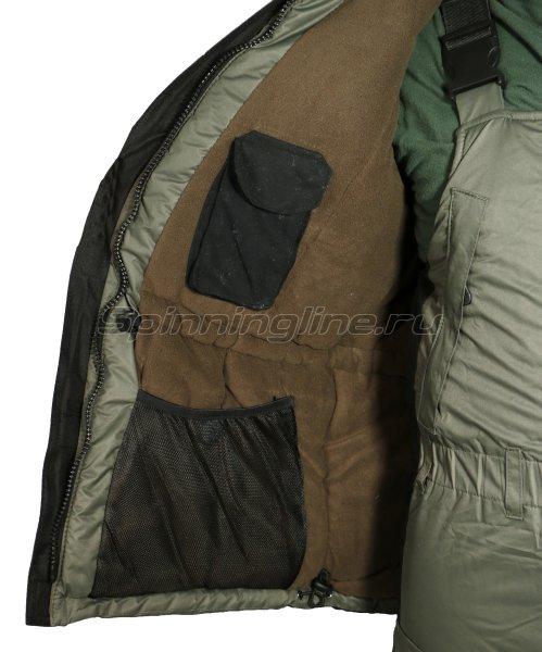 Костюм Woodline Everest Lokker Point 60-62/188 хаки/черный -  9