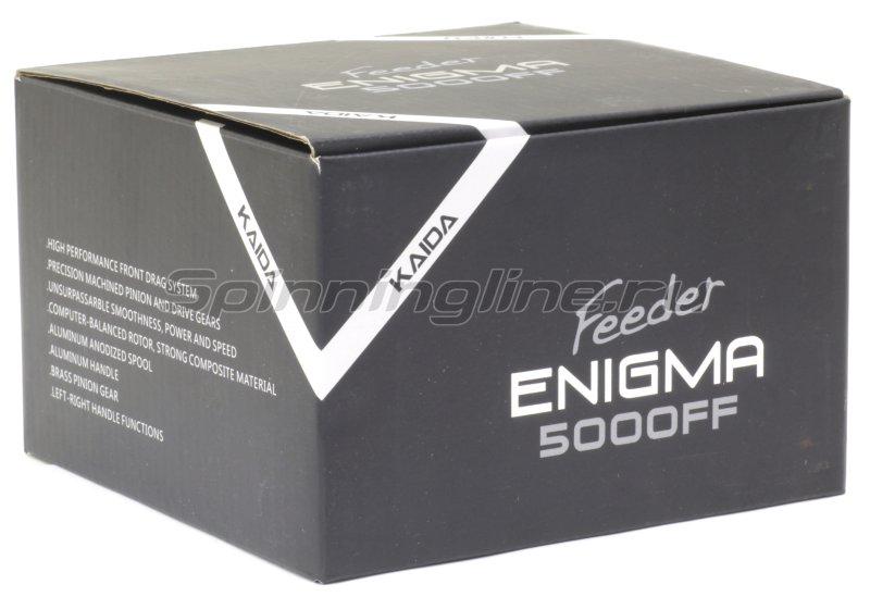 Катушка Kaida Feeder Enigma 5000FF -  7