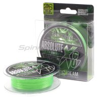 Шнур Norstream Absolute Game 8x 150м 2,5 fluo light green