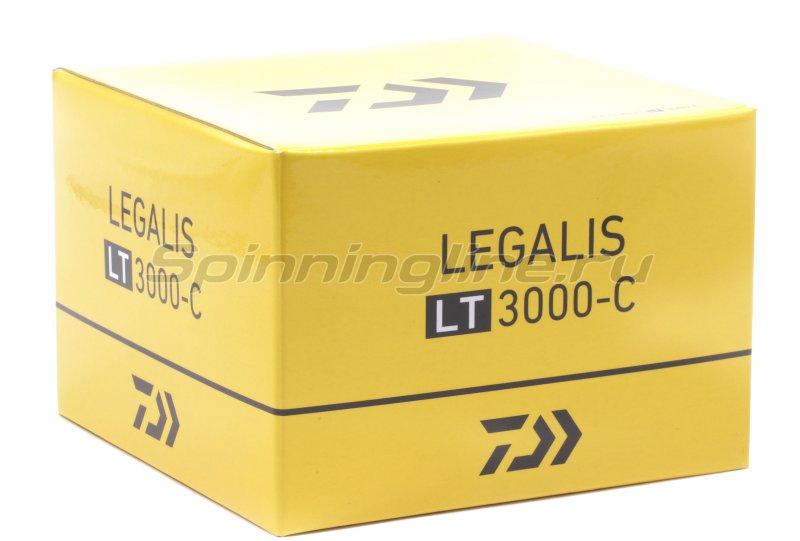 Катушка Daiwa Legalis 20 LT 3000-C -  9