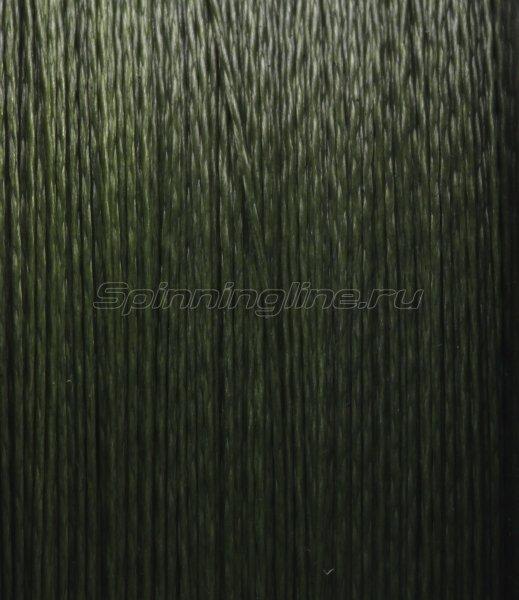 Шнур Daiwa J-Braid X4E-W/SC 135м 0,15мм зеленый + ножницы -  3