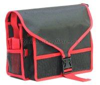 Сумка Markfish Activ с коробками Fisherbox 310/250 черно-красный