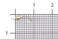 Мормышка Helios Капля d2,5 0,16гр Sil