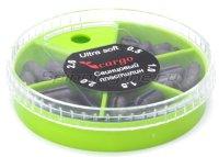 Набор малый Cargo свинцовый пластилин Цилиндр 0,5-2,6гр