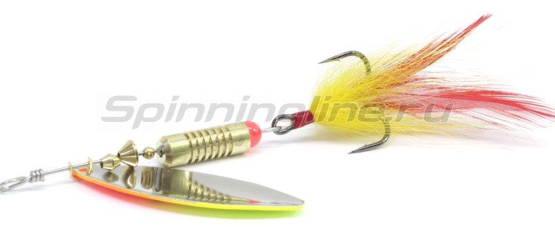 Блесна Hitfish Palia Long №3 60 10гр 77 -  2