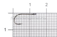 Крючок Crazy Fish Micro Jig Joint Hook №12