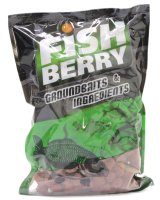 Пеллетс гранулированный Fishberry 14мм 1кг Палтус