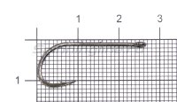 Крючок Nautilus Feeder PF-38BN №4