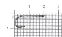 Крючок Nautilus Feeder PF-38BN №8