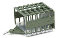 Кормушка EcoPro HDR-Малый квадрат 100гр