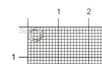 Заводное кольцо Nautilus Split Ring 4,5мм 5кг