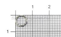 Заводное кольцо Nautilus Split Ring 7мм 15кг