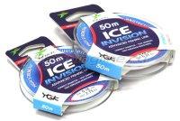 Леска Intech Invision Ice Line 50м 0,30мм