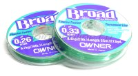 Леска Owner Broad 25м 0,24мм