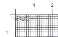 Крепление для силиконовых приманок Owner Centering Pin Spring nickel №SS