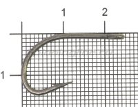 Крючок Nautilus Carp Super Strong NK-2PTFE №1