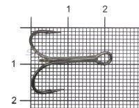 Тройник Ryugi Pierce Treble Dagger TC Coat №5