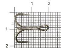 Тройник Ryоbi Hooks Ringed BN №6 упаковка 6шт