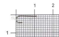 Крючок Hitfish ESH-3010 Round R №14