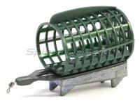 Кормушка EcoPro пластиковая сетка с грунтозацепом 80гр