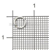Заводное кольцо Nautilus Power Split Ring 6х0,8мм