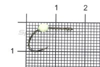 Крючок LureMax Trout LT37B №4 Phospho