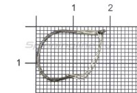 Крючок Saikyo KH-10107 BN №2
