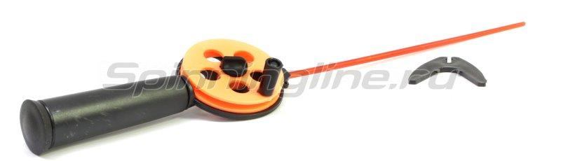 Удочка зимняя Три Кита Профи УП-1 ПЛ оранжевая поликарбонат -  1