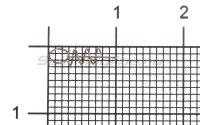 Крепление для силиконовых приманок Akkoi Snap SL01-2.5